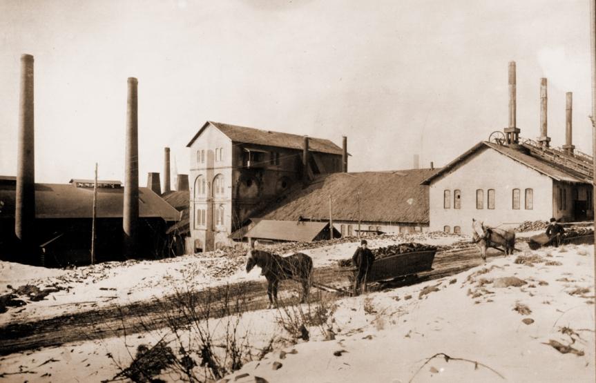 0111 Nykroppa hytta koltransporter 1907