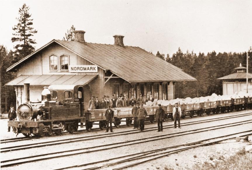 828 Nordmark Station