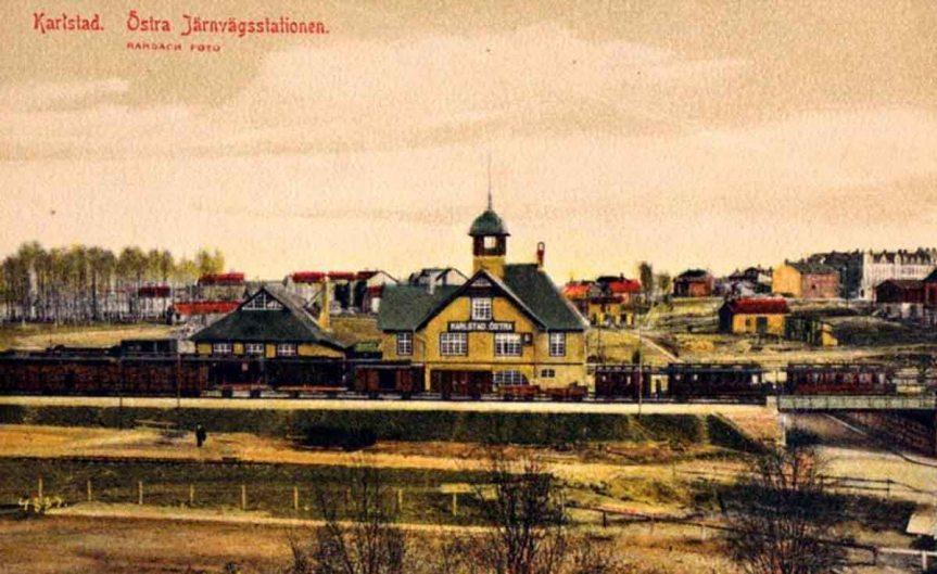 Östra Stationen NKLJ Karlstad