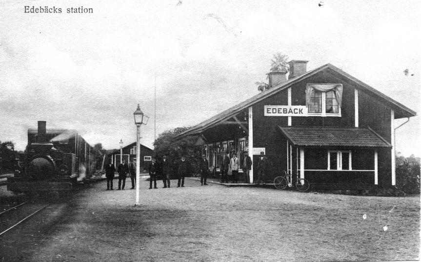 Edebäck. station 4