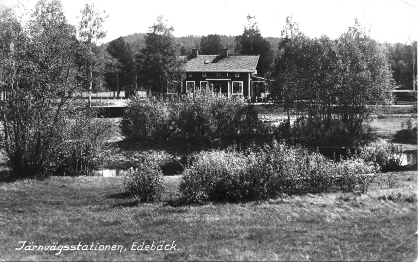Edebäcks station 4