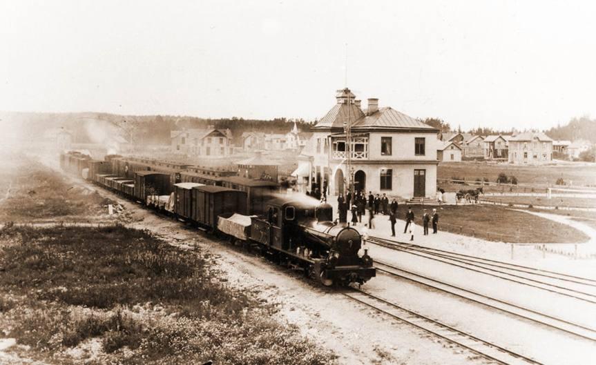 Forshaga Station