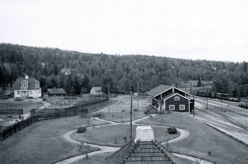 Söder om Stationen Hagfors