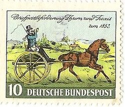 250px-Stamp_Thurn_und_Taxis_Post_1852