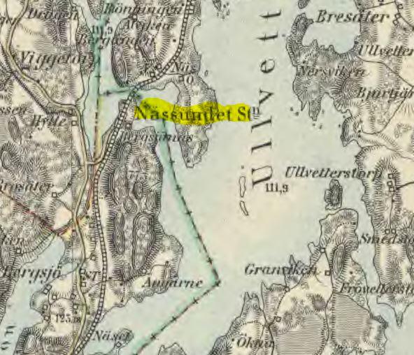 Generalsabskartan 1889